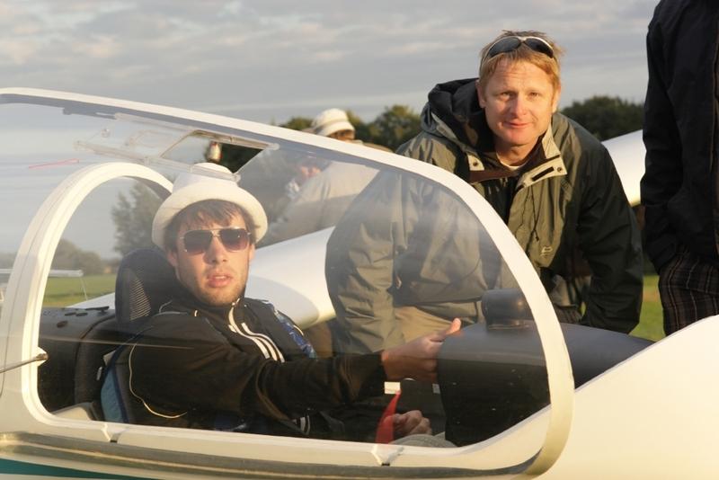 Bei unserem Segelflugverein mitmachen und fliegen lernen