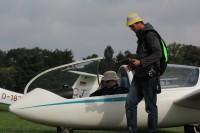 Fluglehrer-Schüler Besprechung