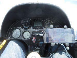 Bestens ausgerüstet im Flug